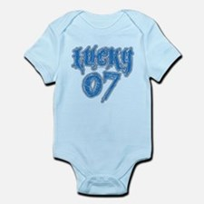 Lucky 07 Infant Bodysuit