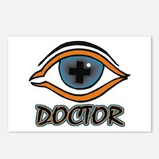 Eye Doctor Postcards (Package of 8)