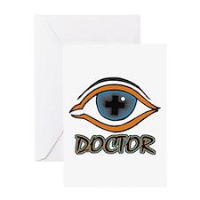 Eye Doctor Greeting Card
