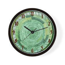 Cute Fine art basket Wall Clock