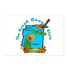 """""""Arizona Pride"""" Postcards (Package of 8)"""
