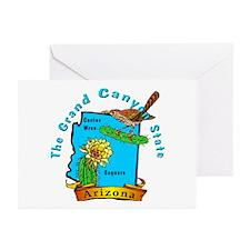 """Arizona Pride"" Greeting Cards (Pk of 20)"