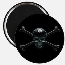 Pool Pirate III Magnet