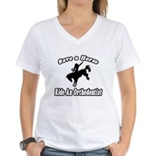 """Save Horse, Ride Orthodontist"" Shirt"