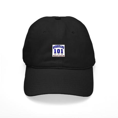Hurricane Season 101 Black Cap