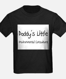 Daddy's Little Environmental Consultant T