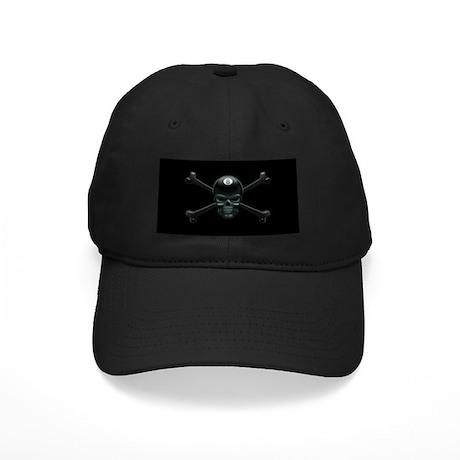 Pool Pirate III Black Cap