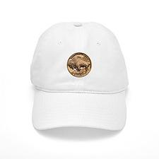 Nickel Buffalo Baseball Cap