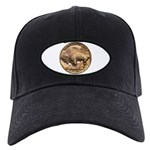Nickel Buffalo Black Cap