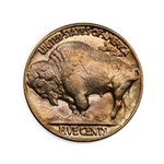 Nickel Buffalo 3.5