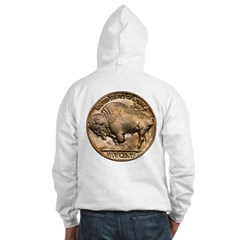 Nickel Buffalo Hoodie