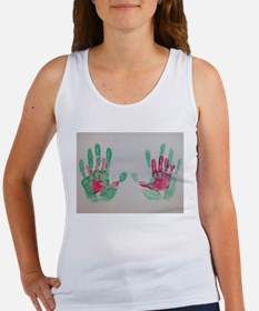 In Daddy's Hands by Erin Page Women's Tank Top