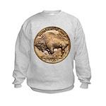 Nickel Buffalo Kids Sweatshirt