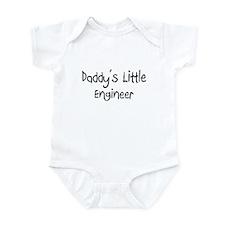 Daddy's Little Engineer Onesie