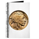 Nickel Indian Head Journal