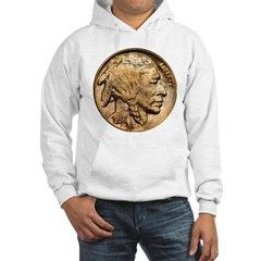 Nickel Indian Head Hoodie
