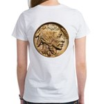 Nickel Indian Head Women's T-Shirt