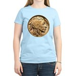 Nickel Indian Head Women's Light T-Shirt