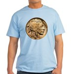 Nickel Indian Head Light T-Shirt