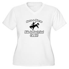 """Save Horse, Ride Analytical Chemist"" T-Shirt"