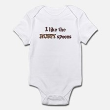Rusty Spoons Infant Bodysuit