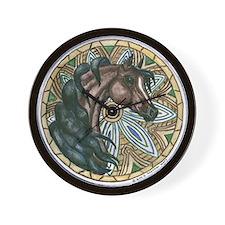 Mahogany Bay Arabian Wall Clock