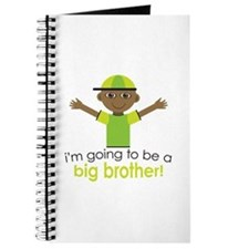 Big Brother To Be Journal