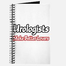 """""""Urologists = Better Lovers"""" Journal"""