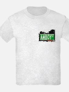 AMBOY STREET,BROOKLYN, NYC T-Shirt