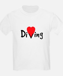 Diving Love T-Shirt