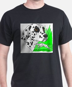 Dalmatian (Front only) T-Shirt