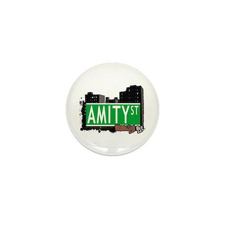 AMITY STREET, BROOKLYN, NYC Mini Button (10 pack)