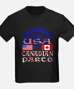USA / Canadian Parts T
