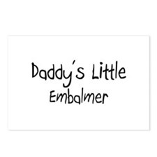 Daddy's Little Embalmer Postcards (Package of 8)