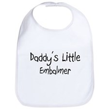 Daddy's Little Embalmer Bib