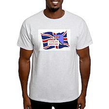 Funny Britcom T-Shirt