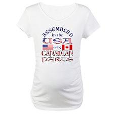 USA / Canadian Parts 2 Shirt
