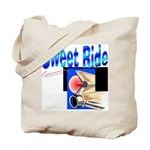 Sweet Ride Tote Bag