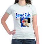 Sweet Ride Jr. Ringer T-Shirt
