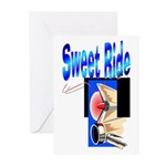 Sweet Ride Greeting Cards (Pk of 10)