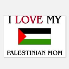 I Love My Palestinian Mom Postcards (Package of 8)