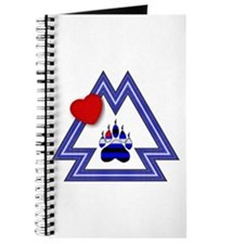 LEATHER PRIDE BEAR PAW EMBLEM-Journal