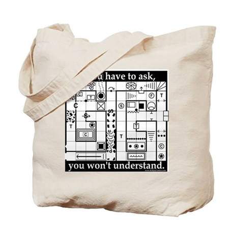 Dungeon Tee Tote Bag