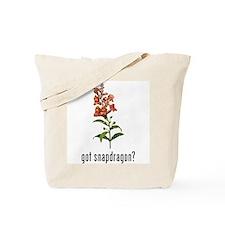 Snapdragon Tote Bag