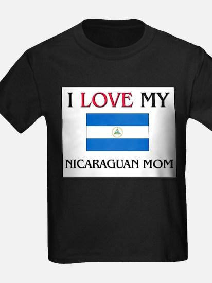 I Love My Nicaraguan Mom T