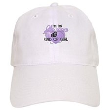 Air Force Kind of Girl Baseball Cap