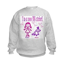 Kaelyn and Alyson Shirt Jumpers