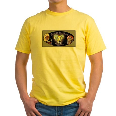 Sting-A-Bee-Back Yellow T-Shirt