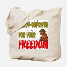 Daddy-Deprived (Canada) Tote Bag