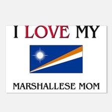 I Love My Marshallese Mom Postcards (Package of 8)
